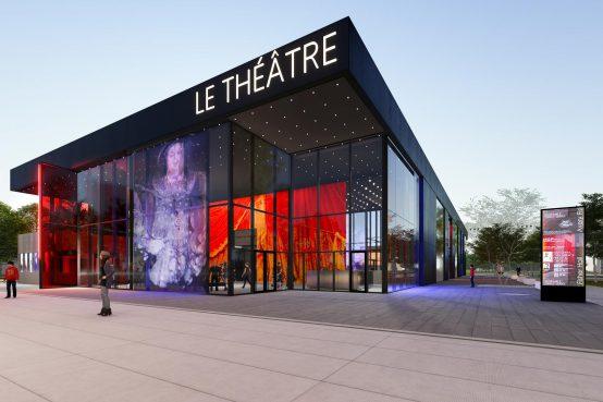 Concours Salle de spectacle de Repentigny, Atelier Paul Laurendeau.