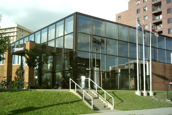 Salle de spectacle de la Maison de la Culture Frontenac
