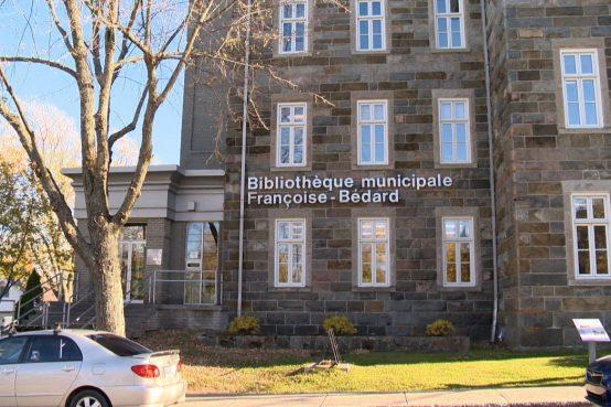 Concours Bibliothèque Françoise Bédard, Rivière-du-Loup, Québec. Architecture competition for a library.